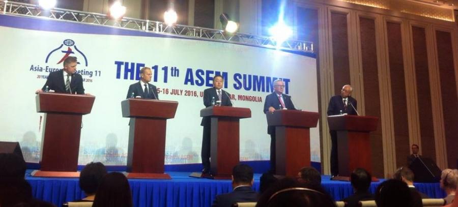 Ц.Элбэгдорж: АСЕМ-ын  тухай мэдээллийг дэлхий даяар 1.5 тэрбум хүн үзсэн