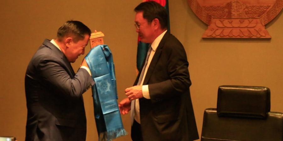 Монголбанкны Ерөнхийлөгчөөр Н.Баяртсайханыг томиллоо
