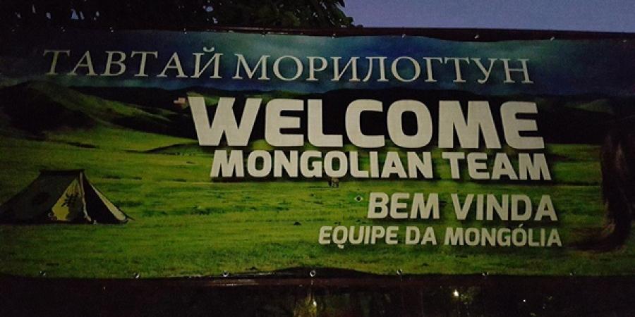 ФОТО: Монголын тамирчид Риод төвхнөж эхэллээ