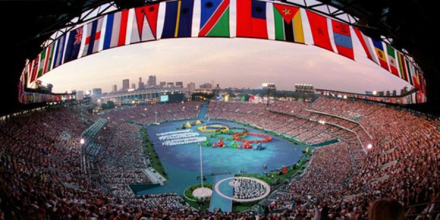 Медалийн буухиа үргэлжилсээр - Атланта 1996