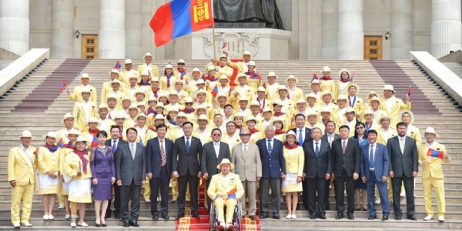 Рио 2016: Монголын баг тамирчдын тэмцээний ХУВААРЬ