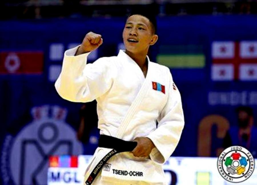 Олимпийн эхний найдвар Ц.Цогтбаатар
