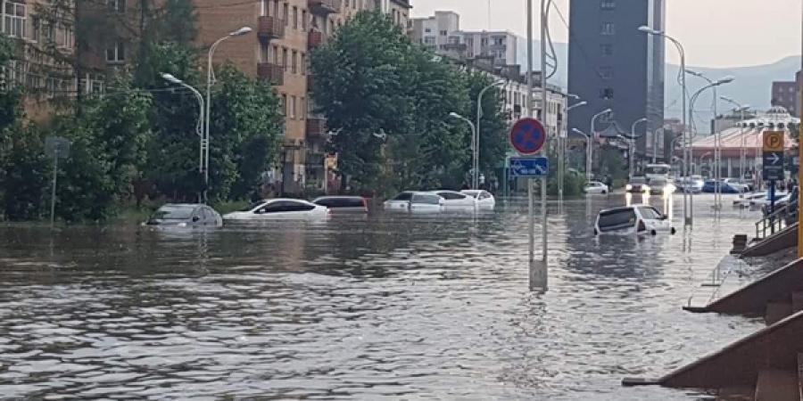 Аадар бороо орох тул үер усны аюулаас сэргийлээрэй