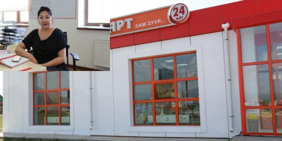 """Н.Энхтүвшин: """"Петромарт"""" дэлгүүр маань байнгын үйлчлүүлэгчтэй дэлгүүр болж чадсан"""