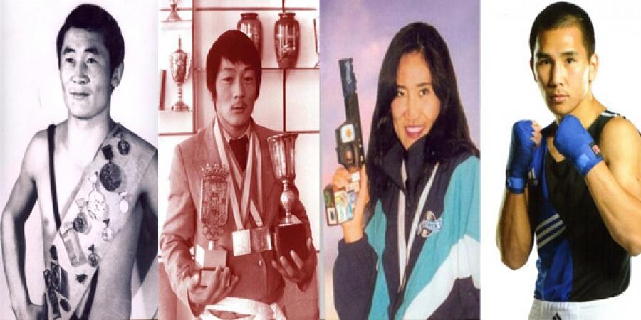 Монгол Улс олимпод: Хамгийн хамгийн