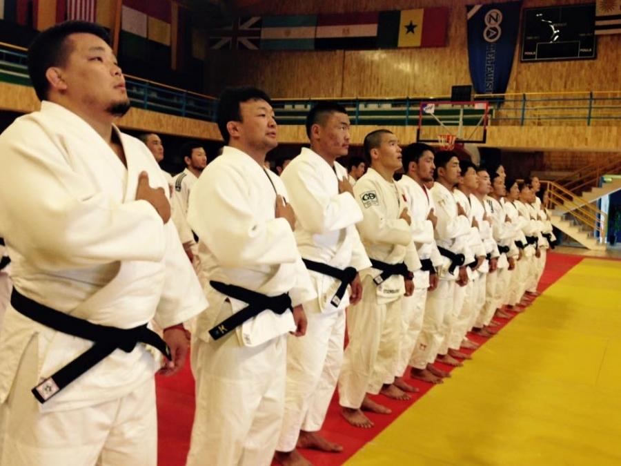 Олимп: Бокс, жүдо бөхийн тэмцээний сугалаа
