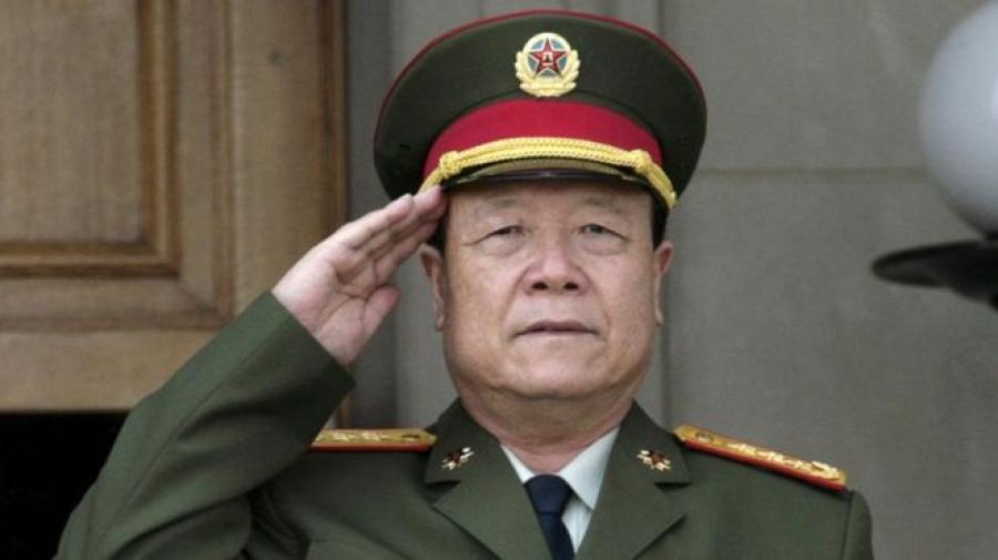 Хятадын генерал авлигын улмаас бүх насаараа хоригдох ял авлаа