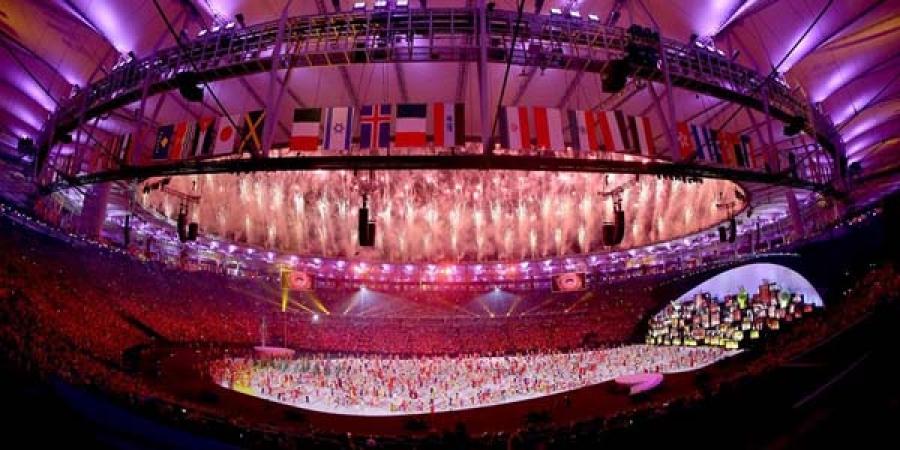 ФОТО: Зуны XXXI олимпийн наадам эхэллээ
