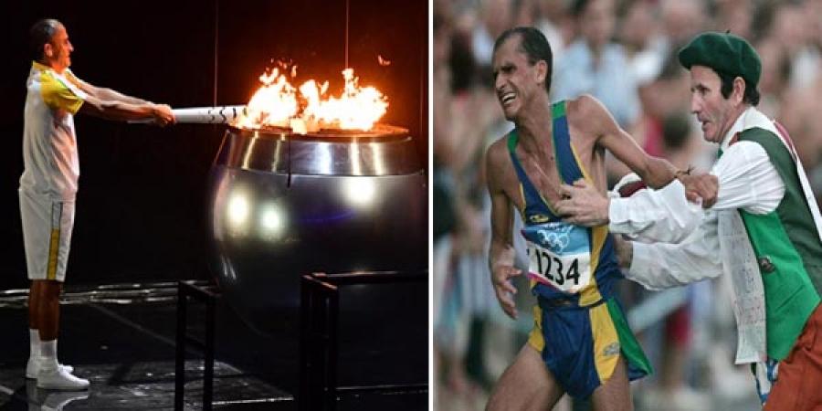 Олимпийн аварга болох хувь дутсан гүйгч