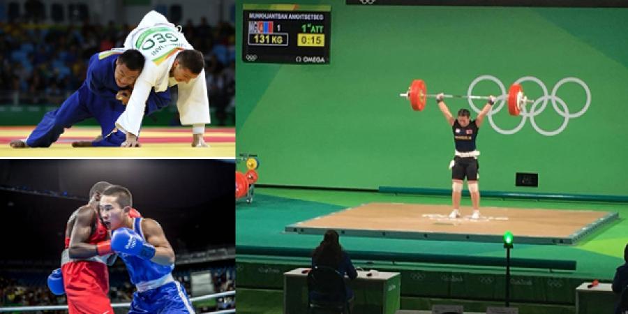 ФОТО: Олимпийн наадмын тав дахь өдөр