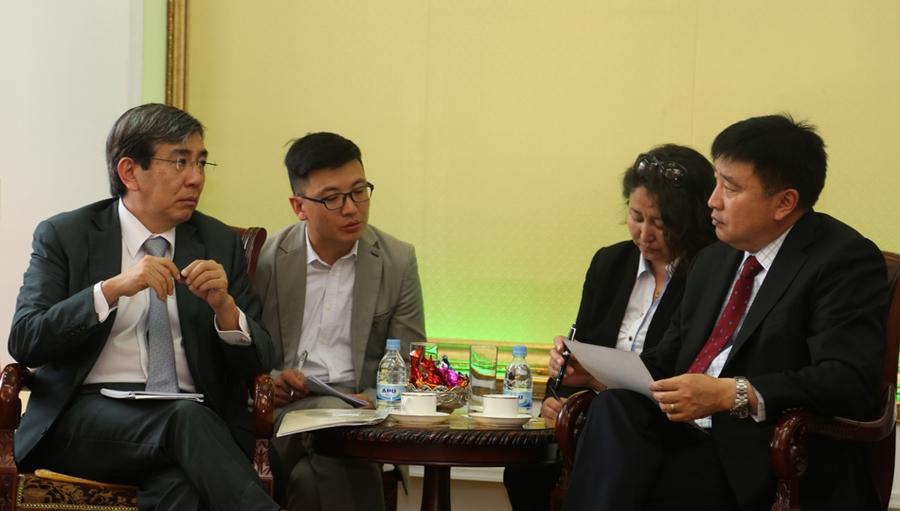 Азийн хөгжлийн банктай хамтран ажиллана