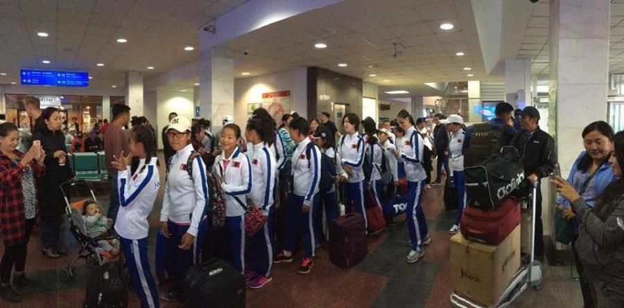 Хөлбөмбөгийн охидын баг Японд нөхөрсөг тоглолт хийнэ