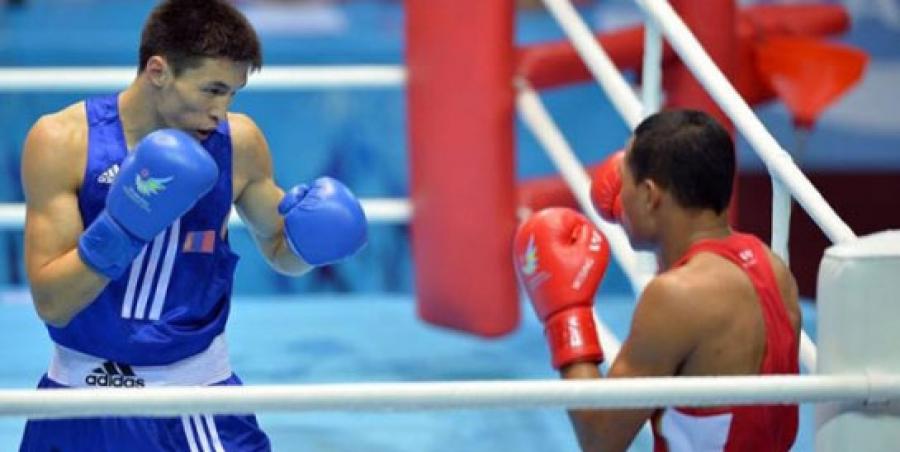 Б.Чинзориг олимпийн наадмыг өндөрлүүллээ