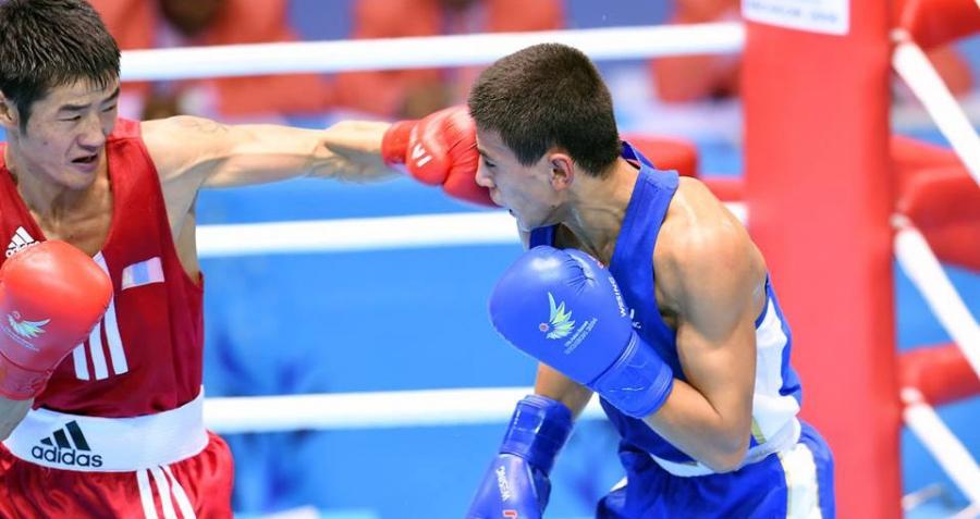 Д.Отгондалай  олимпийн наадмаас хүрэл медаль хүртлээ