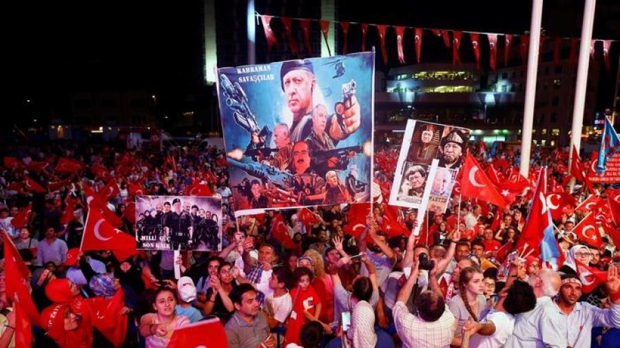 АНУ, Туркийн харилцаа хурцадсаар байна
