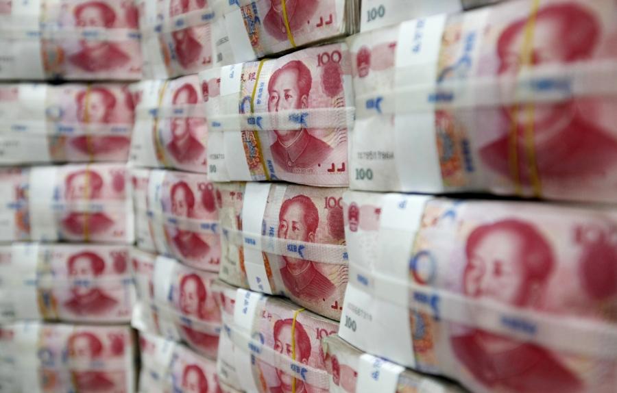 Монголбанк 93.2 сая юань нийлүүллээ