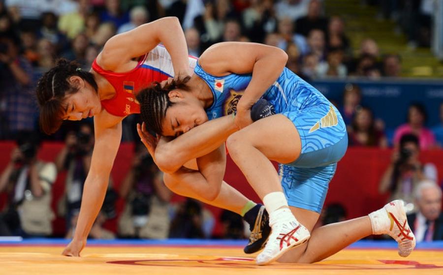 Рио 2016: Чөлөөт бөхийн тэмцээн эхэллээ