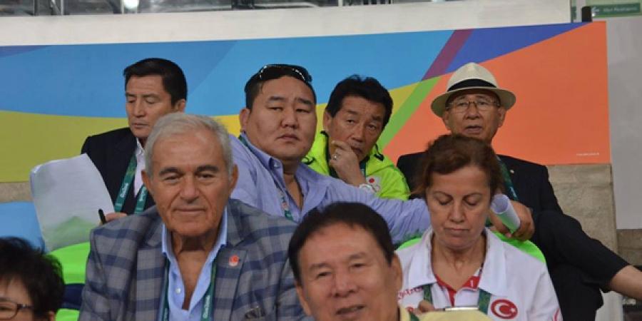 ФОТО: Олимпийн наадмын 12 дахь өдөр