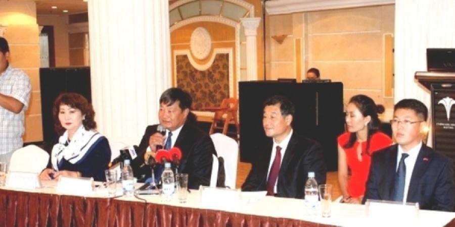 Монгол, Хятадын сэтгүүлчид Хэнтий аймагт чуулж байна