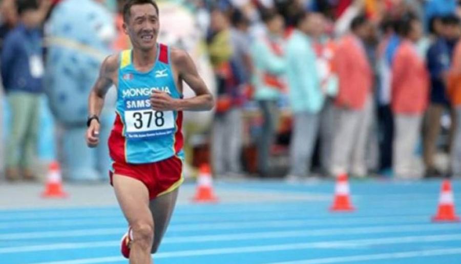 Олимпийн наадмын  отгон тэмцээн эрэгтэйчүүдийн марафон эхэллээ
