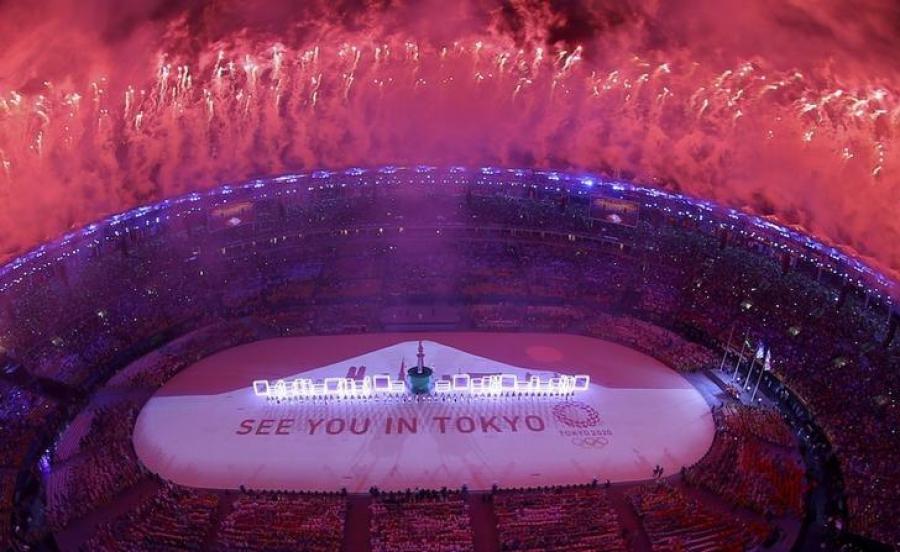 Фото: Олимпийн наадмын хаалтын ёслол