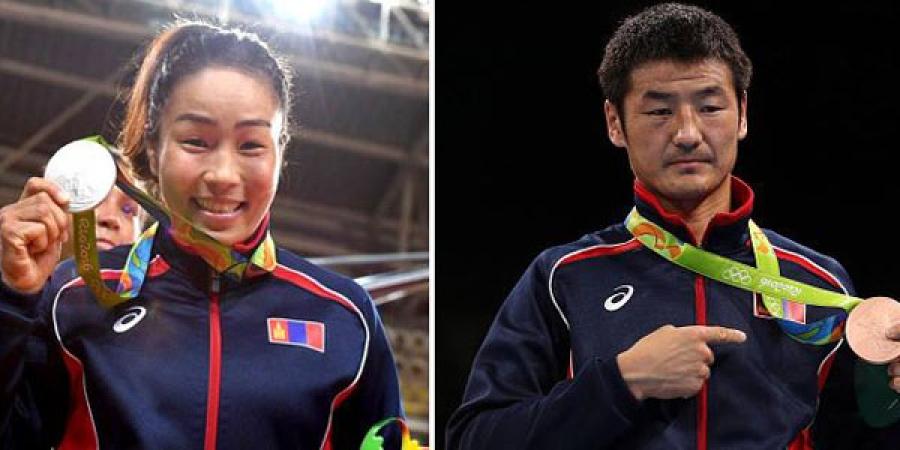 Олимпийн медальтнуудад хүндэтгэл үзүүлнэ