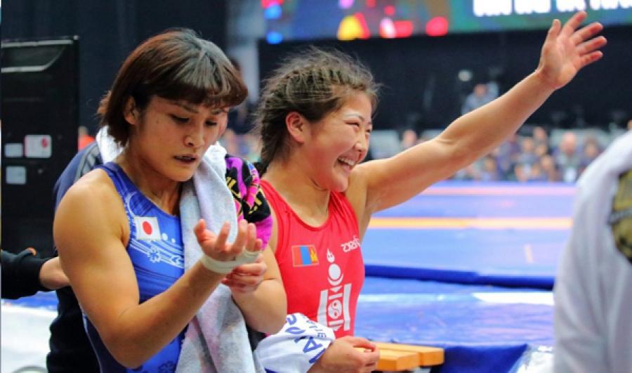 Ичо Каори: Олимпод П.Орхонтой таарчих юмсан гэж бодож байлаа