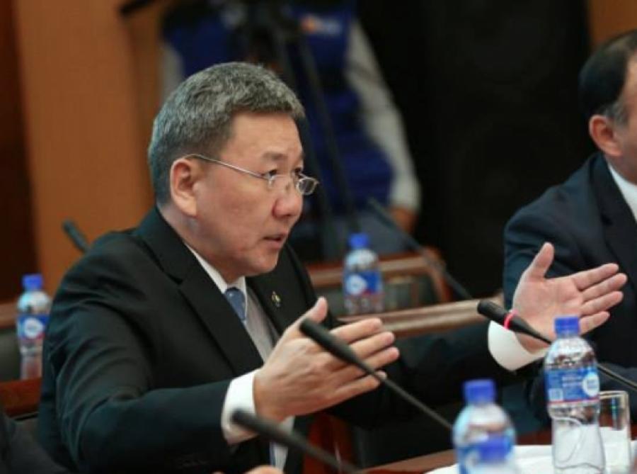 Л.Болд: МАН-ын Засгийн газар эрх зүйн шинэчлэлээс ухралт хийлээ