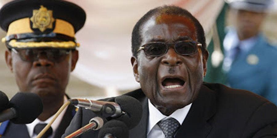 Зимбабве тамирчдаа баривчлаагүй