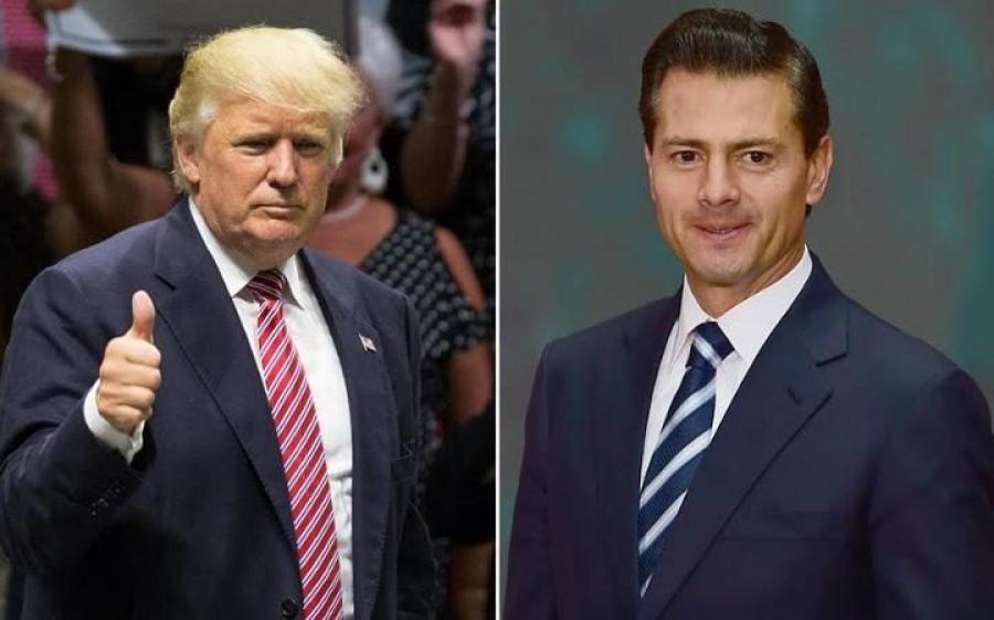 Доналд Трамп Мексикт айлчилна