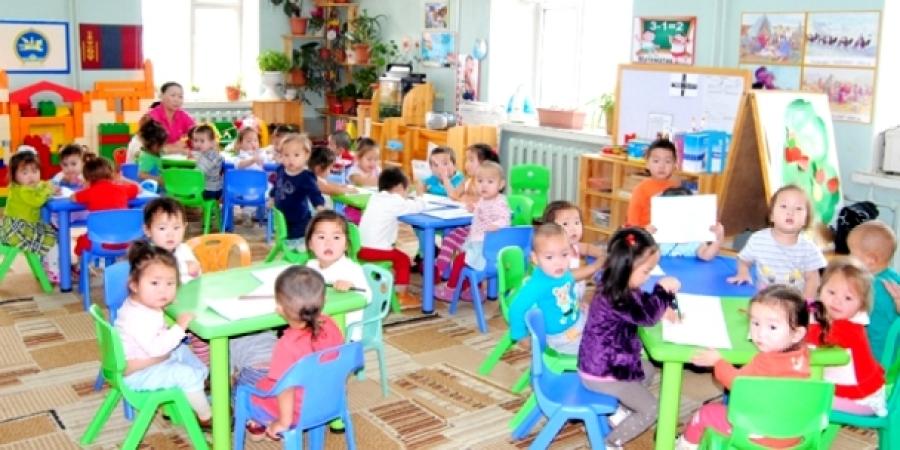 Энэ хичээлийн жилд 100 гаруй мянган хүүхэд цэцэрлэгт хамрагджээ