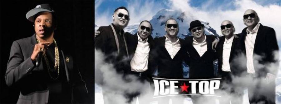 Ice Top, Jay-Z нар хамтран Азийн хөгжмийн зах зээлд хүч сорино