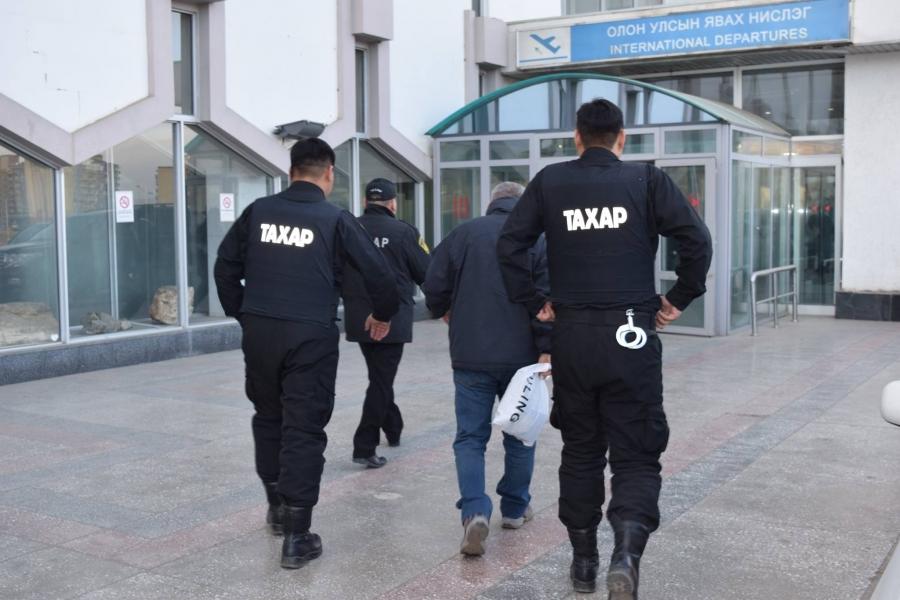 Тахарын албаны ажлыг цагдаагийн алба хаагчид гүйцэтгэнэ