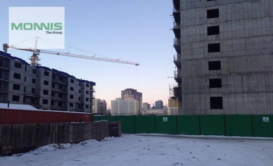 """""""Моннис урбан девелопмент""""-ийн барилгын ажил дахин зогсжээ"""
