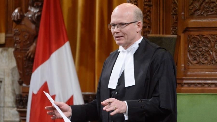 Канадын Парламентын Нийтийн танхимын дарга айлчилна