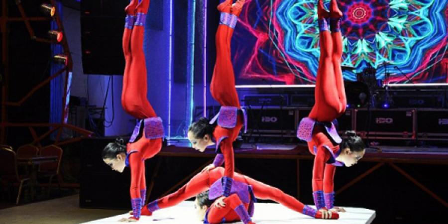 Залуу циркчдийн наадам болно