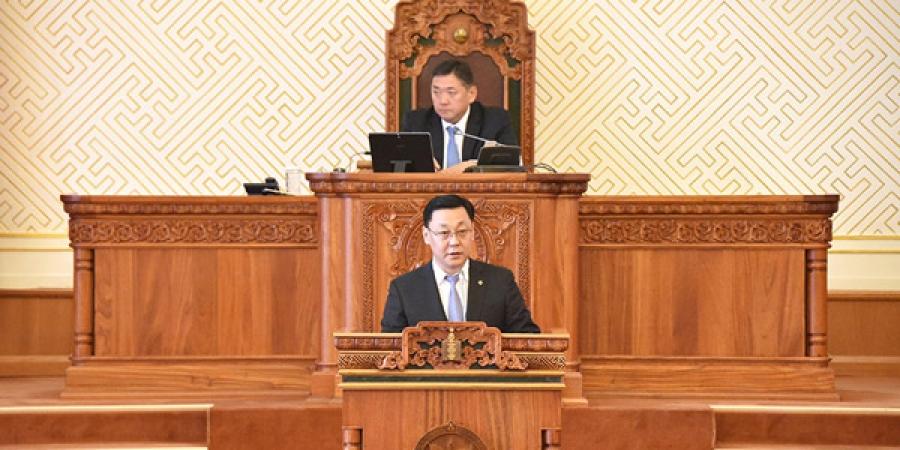 Засгийн газрын үйл ажиллагааны хөтөлбөрийг баталлаа