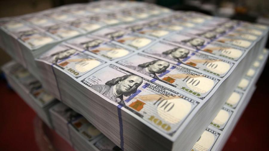 Монголбанк валютын захад 77 сая ам.доллар нийлүүллээ