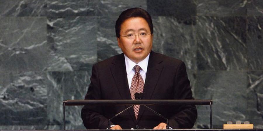 Ерөнхийлөгч НҮБ-ын Ерөнхий ассамблейн чуулганд оролцохоор мордов