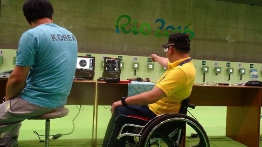 Паралимп 2016: З.Ганбаатар 31-р байрт шалгарлаа
