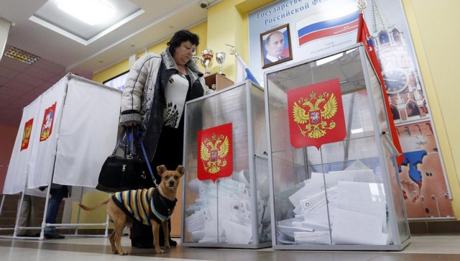 Оросын эрх баригч нам үнэмлэхүй олонхи боллоо