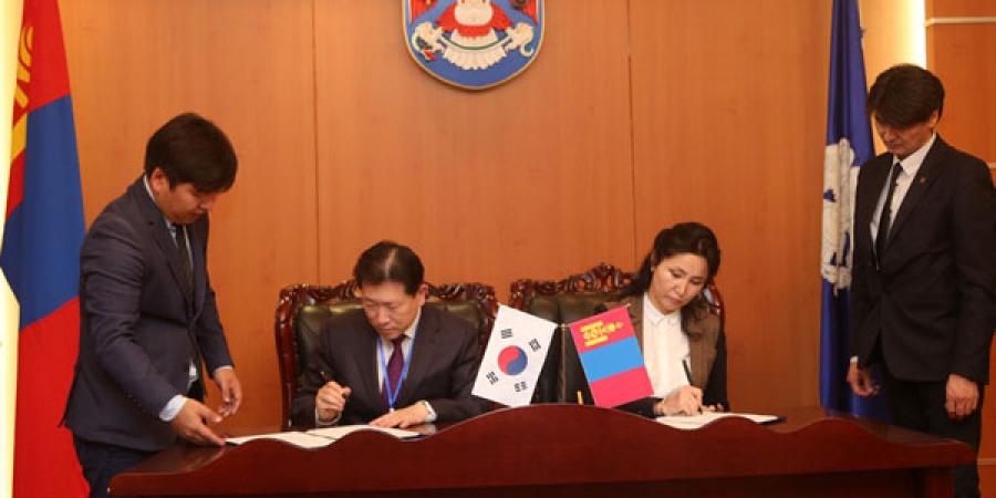 БНСУ-ын Мокпу хотод Монголын соёлын төвийг байгуулна