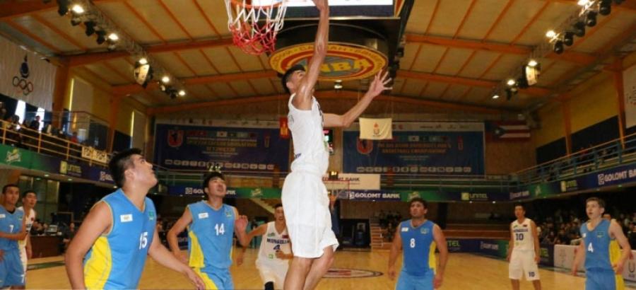 Монгол,Какахстаны багийн тоглолт манай залуусын ялалтаар өндөрлөлөө