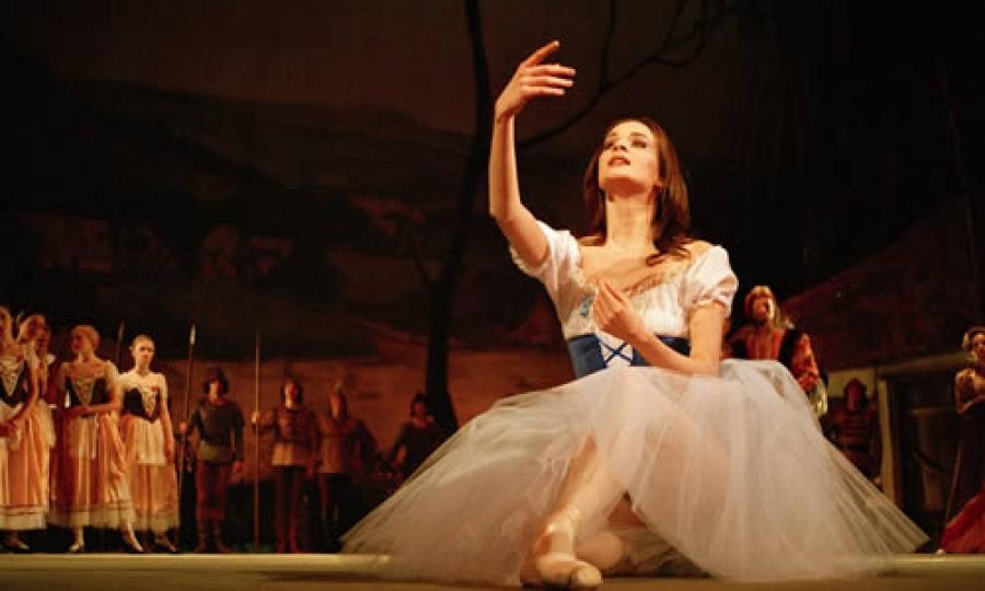"""""""Жизель"""" сонгодог балетаар улирлын нээлтээ хийнэ"""