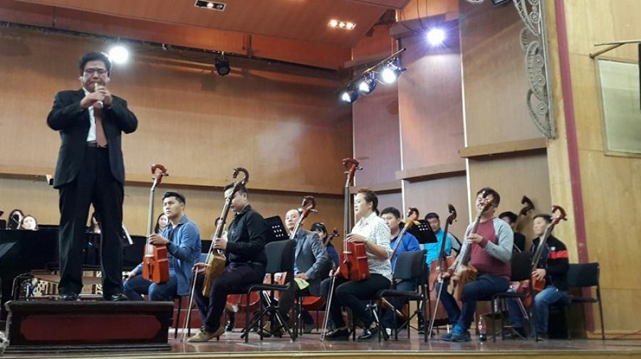 Ким Гуанг Бок: Монголын залуу хөгжмийн зохиолчдоор хөгжим бичүүлэх төлөвлөгөөтэй байгаа