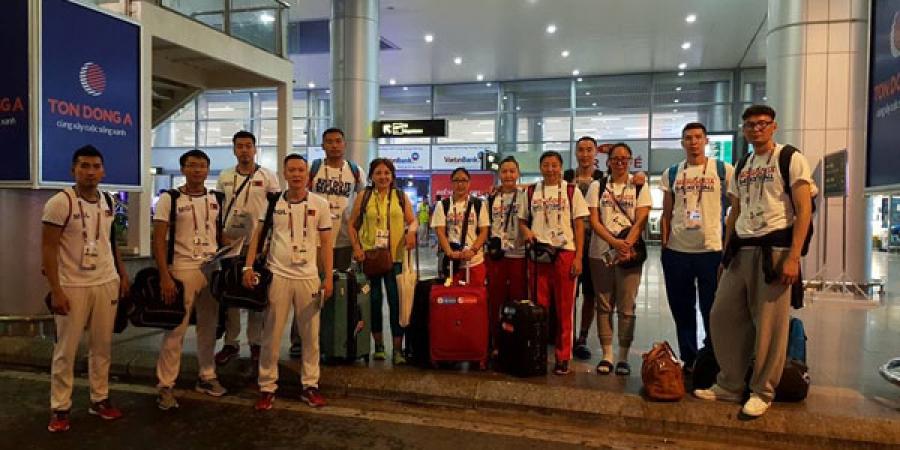 Азийн элсний спортын наадамд манай 37 тамирчин өрсөлдөнө