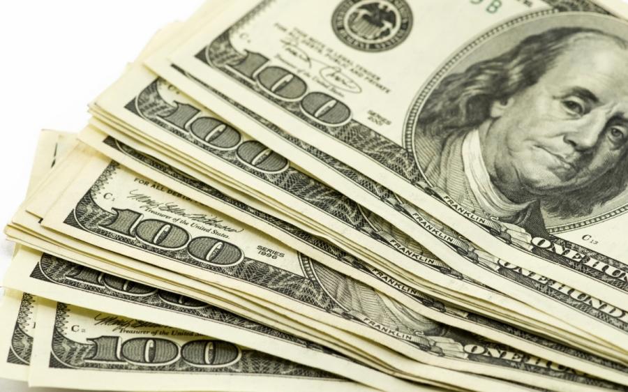 Нэг ам.доллар 2284 төгрөгтэй тэнцлээ