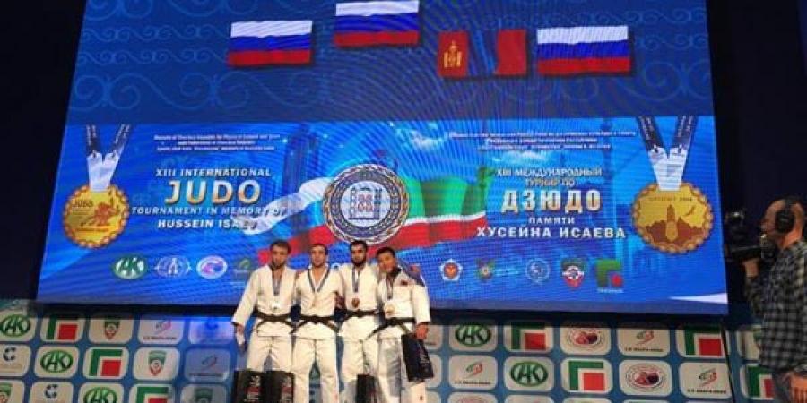 Жүдочид ОУ-ын тэмцээнээс мөнгө, хүрэл медаль хүртлээ