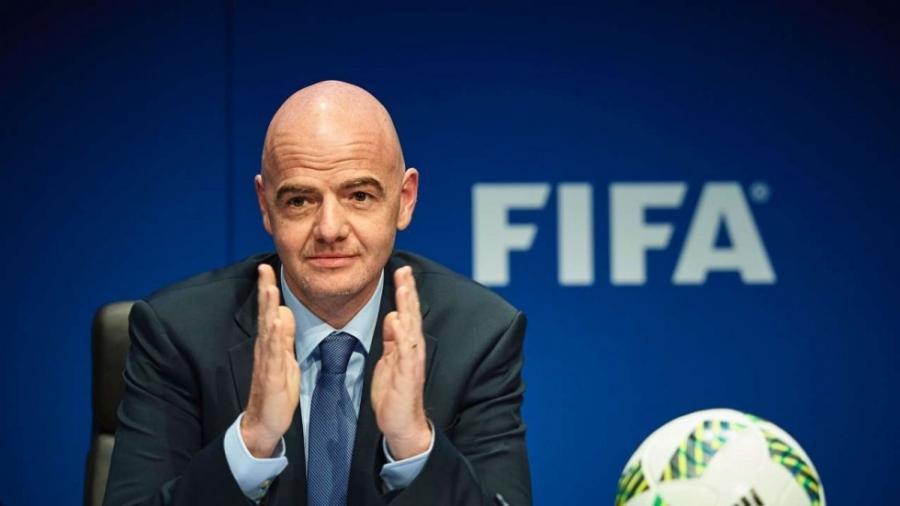 ФИФА-ийн Ерөнхийлөгч ДАШТ-ий оролцогчдын тоог нэмэхийг санал болгов