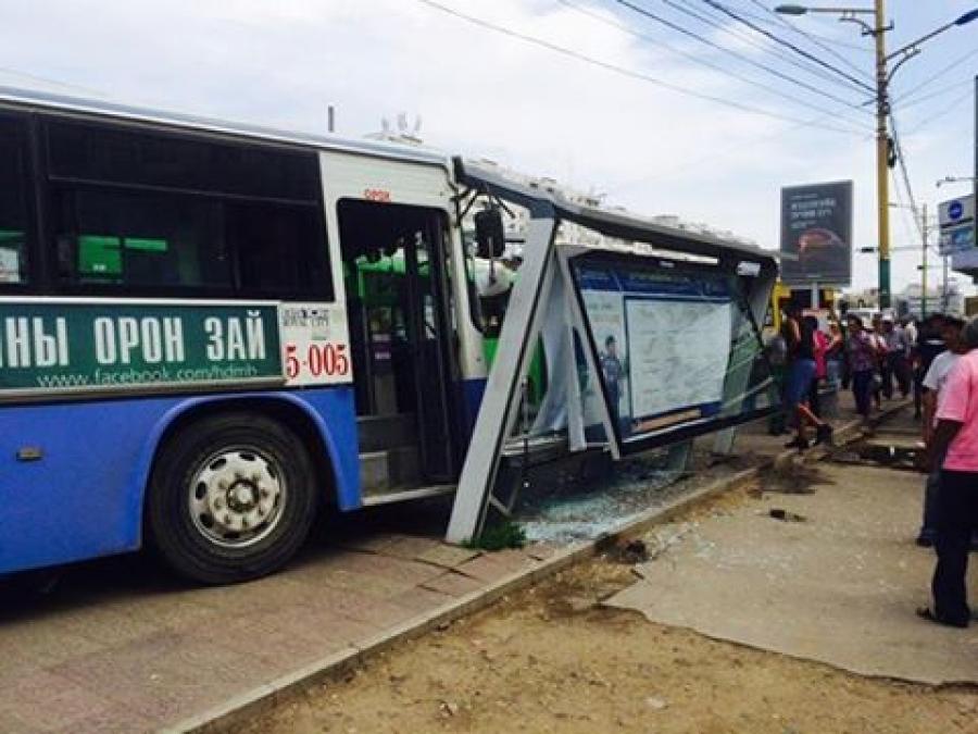 Автобустай холбоотой 11 гомдол иржээ